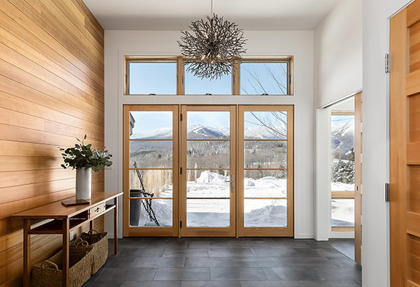Ski Home Renovation 1 - Vermont Residential Architecture
