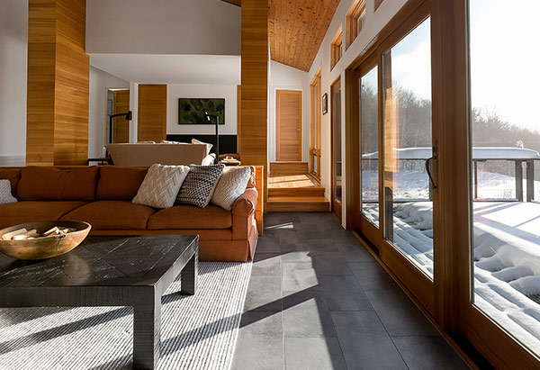 Ski Home Renovation 1 Interior - Vermont Residential Architecture