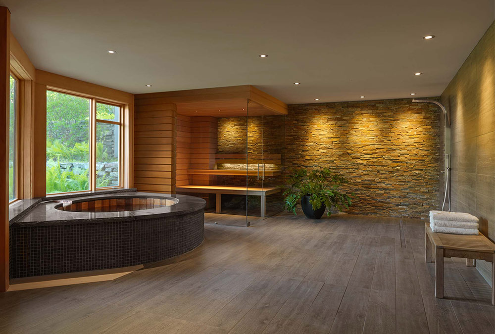 picture of large spa room