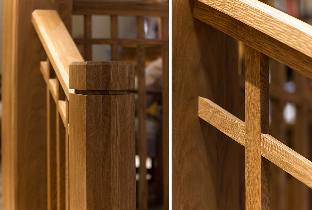 picture of wooden details