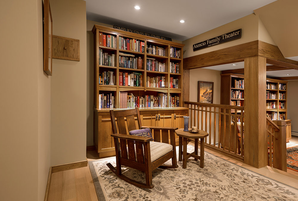 picture of reading nook